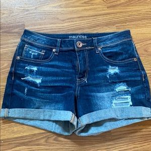 MAURICES SHORTS.  Size 1/2.